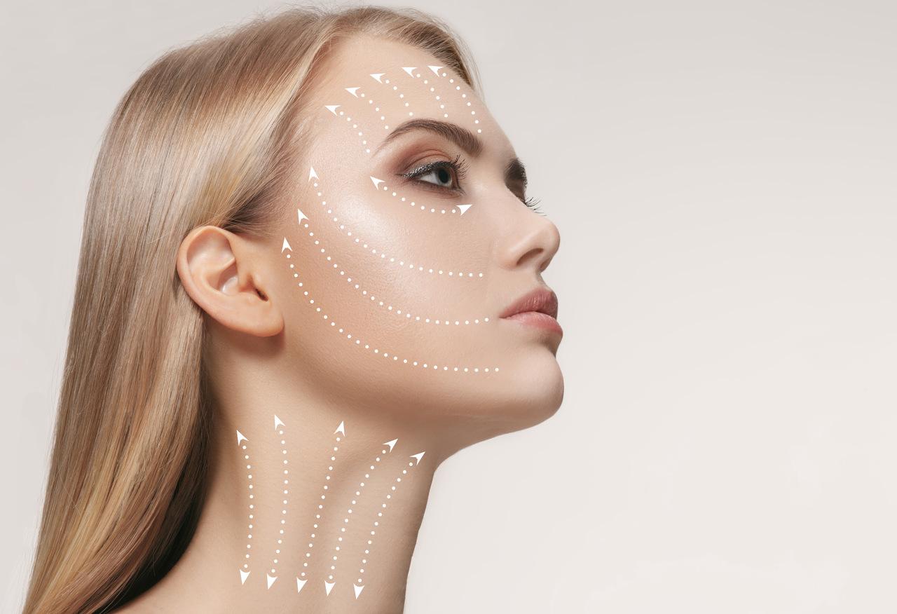 HIFU – lifting twarzy bez skalpela