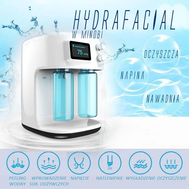 hydrafacial – hydrabrazja Gorzów