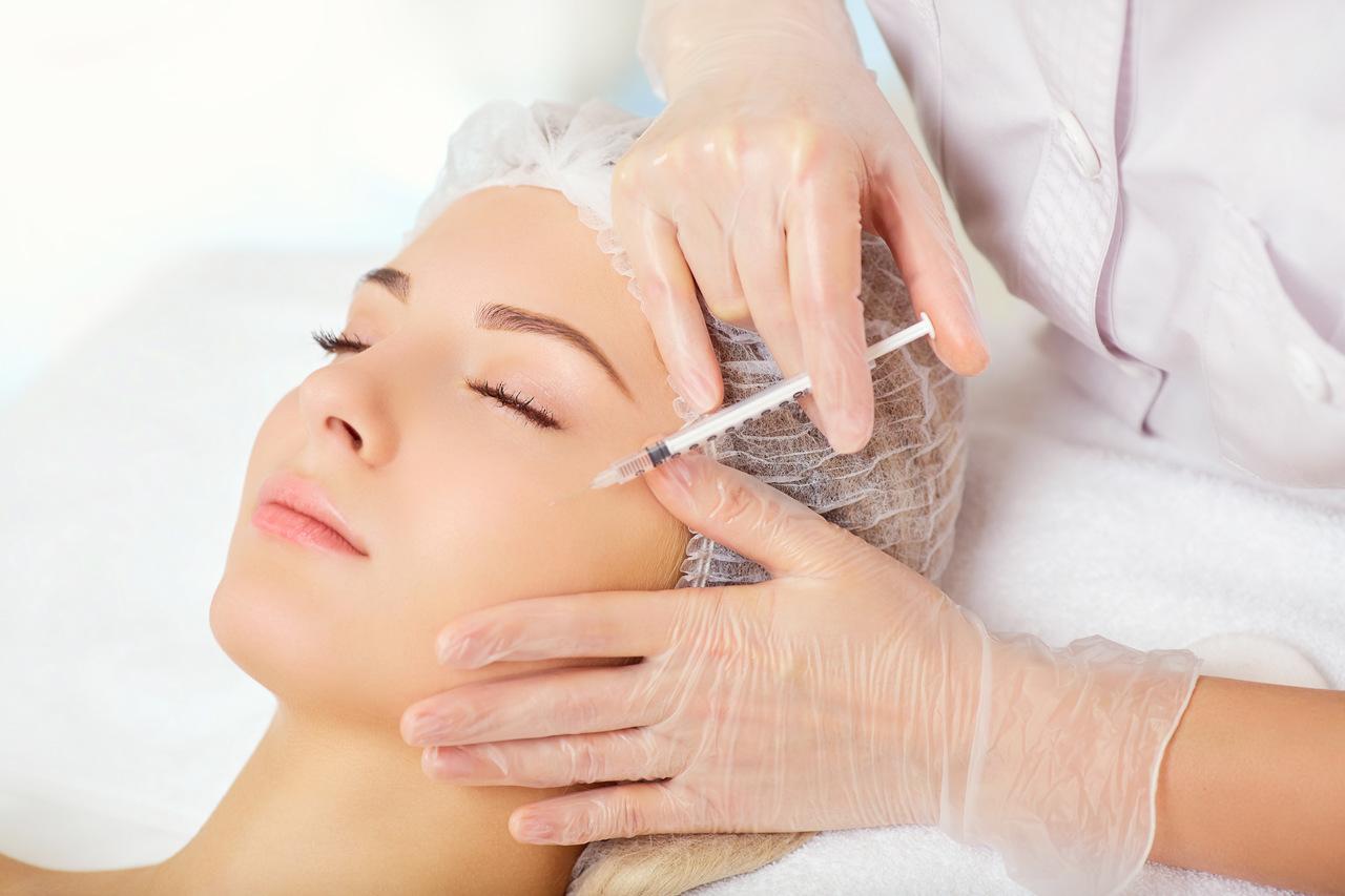 mezoterapia skóry twarzy – odmładzanie