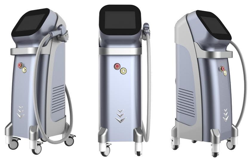 Laser trójfalowy do epilacji laserowej