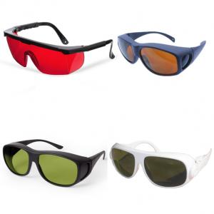okulary do zabiegów laserowych