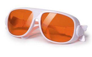 okulary ochronne dla operatora lasera